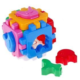 Куб «Умный малыш. Домашние животные» Ош