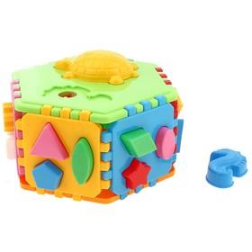 Куб «Умный малыш. Гиппо»