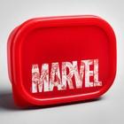 """Ланч-бокс прямоугольный 0,15 л  """"Марвел"""", Мстители"""