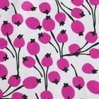Постельное бельё 1.5 сп Этель Flowers, размер 143х215 см, 150х214 см, 70х70 см-2шт, поплин - Фото 4