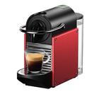 Кофеварка Delonghi EN 124 R, капсульная, 1260 Вт, 0.7 л, красная