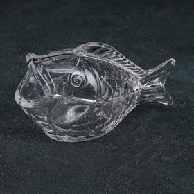Конфетница «Рыба», 100 мл, 16,5×7,6×10 см