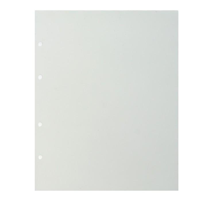 Лист «Эконом»промежуточный белый, формат Optima, размер 200х250 мм