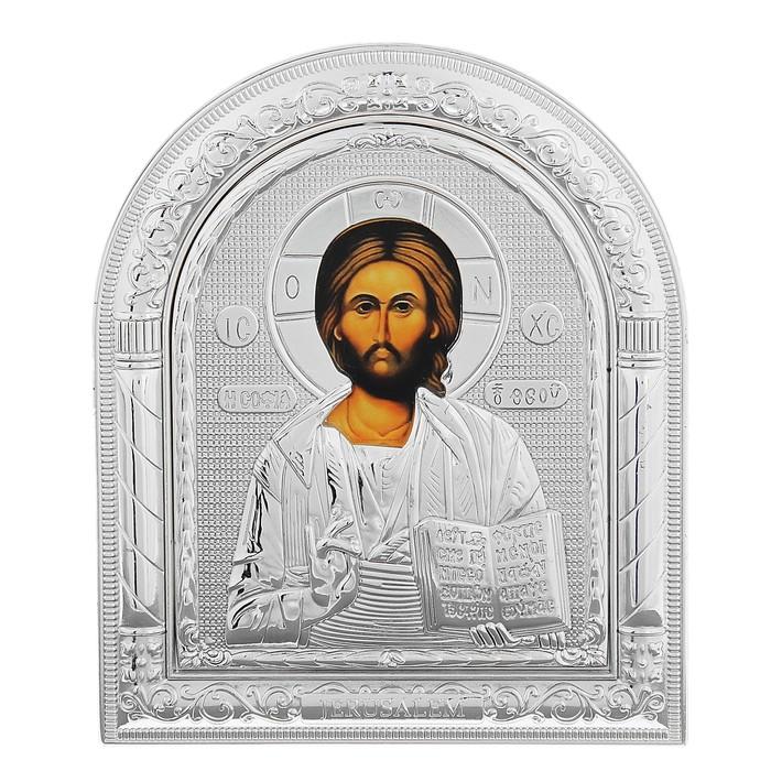 """Икона """"Иисус Христос"""" на подставке"""
