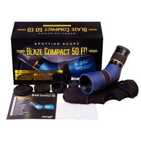 Зрительная труба Levenhuk Blaze Compact 50 ED Ош