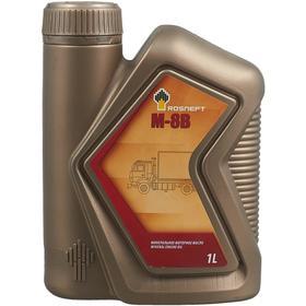Моторное масло М8В  Rosneft, 1 л