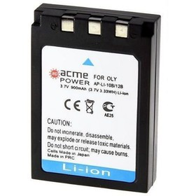 Аккумулятор для фото и видеокамер AcmePower AP-LI-10B