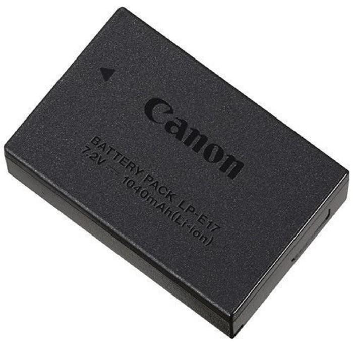 Аккумулятор для зеркальных и системных камер Canon LP-E17