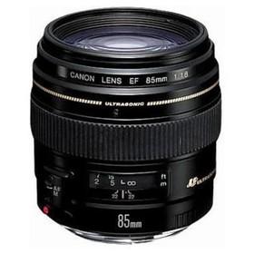 Объектив Canon EF USM (2519A012), 85мм f/1.8 Ош