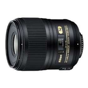 Объектив Nikon AF-S (JAA632DB), 60мм f/2.8 Macro