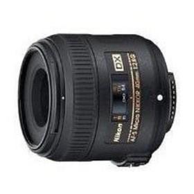 Объектив Nikon AF-S DX (JAA638DA), 40мм f/2.8 Macro