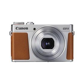 Фотоаппарат Canon PowerShot G9 X Mark II, 20.9мп, 1080p, 3', SDXC, WiFi, серебр-коричн Ош