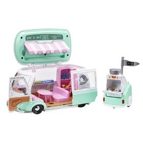 Игровой набор «Микроавтобус для кемпинга»