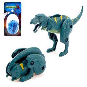 Робот «Динозавр», трансформируется, МИКС