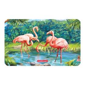 Накладка на стол пластик А4, 297 х 210 мм, 550 мкм, Flamingo Ош