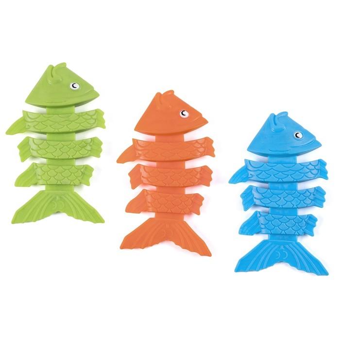 Набор для ныряния «Рыбки», 3 шт., 26029 Bestway