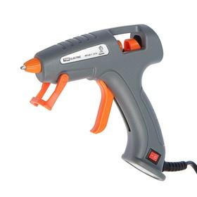 Клеевой пистолет TDM КП-20-1, 20 Вт, d=7 мм, подставка, выключатель, шнур 1.3 м, 220 °С