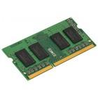 Оперативная память Kingston, 2 Гб, DDR3, SODIMM, 1600MHz, DDR3, Non-ECC, CL11, SRx16