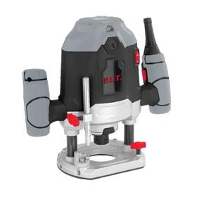 Фрезер P.I.T. PEM006-C1, 1200 Вт, 11500-34000 об/мин, цанга 8 мм, ход фрезы 55 мм, упор Ош