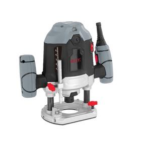 Фрезер P.I.T. PEM006-C2, 1500 Вт, 12000-26000 об/мин, цанга 12 мм, ход фрезы 55 мм, упор Ош