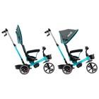 """Велосипед трехколесный Micio Veloce, колеса EVA 10""""/8"""", цвет бирюзовый - Фото 4"""