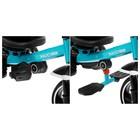 """Велосипед трехколесный Micio Veloce, колеса EVA 10""""/8"""", цвет бирюзовый - Фото 6"""