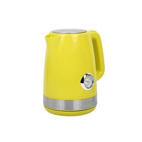 Чайник электрический Oursson EK1716P/GA, пластик, 1.7 л, 2200 Вт, зелёный