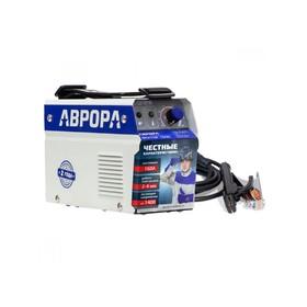 """Сварочный инвертор Aurora """"Вектор"""" 1600 23833, 220 В, 6.6 кВт, антизалипание"""