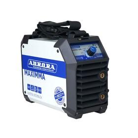 Сварочный инвертор Aurora MAXIMMA 1600 18395, 220 В, 4.9 кВт, антизалипание, кейс