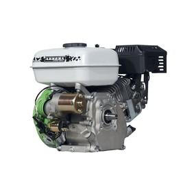 Двигатель Aurora АЕ-7D / Р 13712, 7 л.с, 207 см3, бензиновый, электростартер, со шкивом Ош