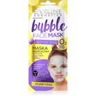 Тканевая маска для лица Eveline Bubble Face Mask, очищающая пузырьковая