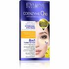Патчи для глаз Eveline «Антивозрастная процедура с коэнзимом Q10», против морщин