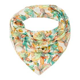 Платок женский, цвет разноцветный, размер 70х70