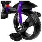 """Велосипед трехколесный Micio Gioia, колеса EVA 10""""/8"""", цвет фиолетовый - Фото 7"""