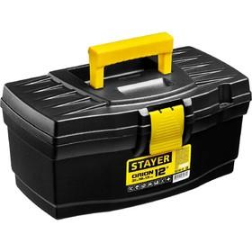 "Ящик для инструмента STAYER ""ORION-12"", 310х180х130мм, пластиковый"