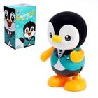 Игрушка «Пингвинёнок», работает от батареек, танцует, световые и звуковые эффекты