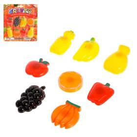 Игровой набор «Фрукты-овощи», на магните Ош