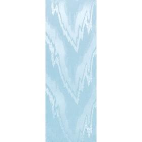 Комплект ламелей для вертикальных жалюзи «Фортуна», 5 шт, 180 см, цвет голубой Ош