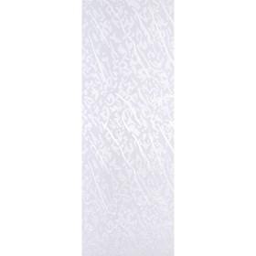 Комплект ламелей для вертикальных жалюзи «Ариэль», 5 шт, 180 см, цвет белый Ош