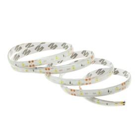 Светодиодная автомобильная лента 12 В, 54 LED, 90х0.8 см, IP68, свет белый Ош