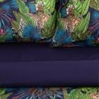 Постельное бельё 1.5 сп Этель «Гепард», размер 143х215 см, 150х214 см, 70х70 см-2шт, поплин - Фото 5