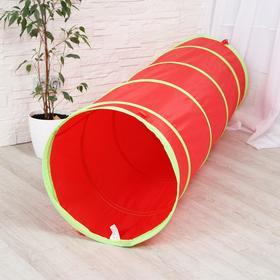 Детский туннель, цвет МИКС Ош