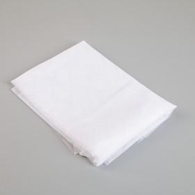 Сетка антимоскитная на окна 150×200 см, крепление на липучку, цвет белый Ош