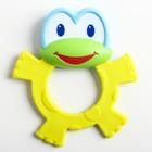 Развивающая игрушка – прорезыватель «Лягушонок»