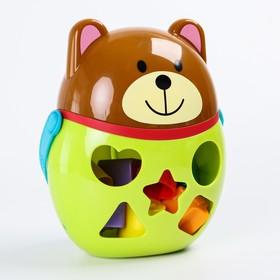 Развивающая игрушка «Сортер Мишка»