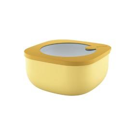 Контейнер для хранения Store&More 975 мл, жёлтый
