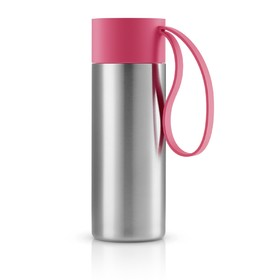 Термос To Go 350 мл, розовый
