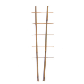 Шпалера, 60 × 17,5 × 1 см, бамбук, «Одинарная», Greengo Ош