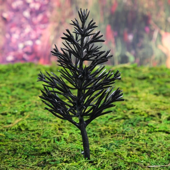"""Декор для создания миниатюр (деревья) """"Ствол дерева - тополь"""" 140 мм"""