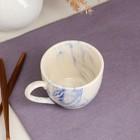 """Чашка """"Одесса"""", малахит, 250 мл, микс - Фото 3"""